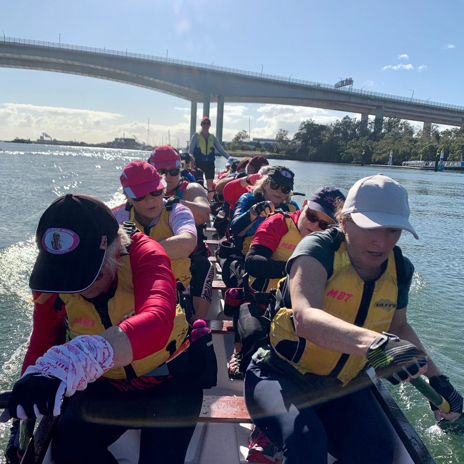 Come& Try Dragon Boating
